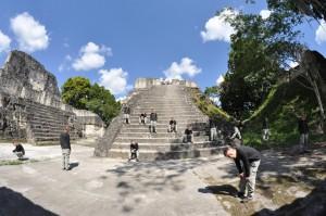 Kop, Tikal, 2010